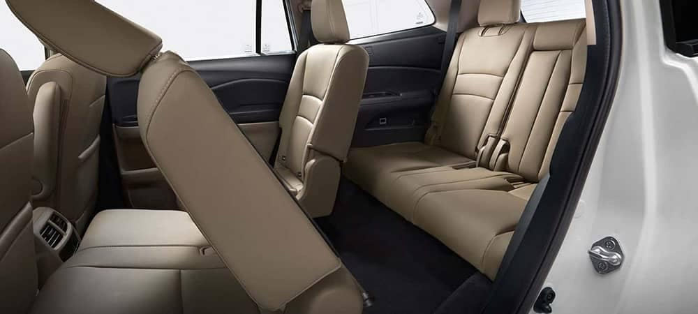 2018 Honda Pilot Comfort