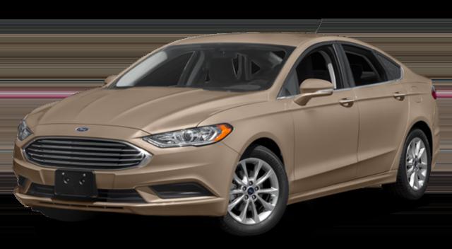 2018 Ford Fusion Compare