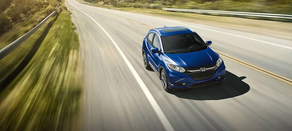 2018 Honda HR-V Blue