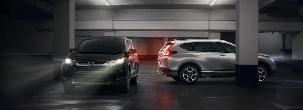 2018 Honda CR-V Parking Garage