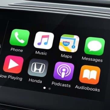2018 Honda Pilot Touchscreen