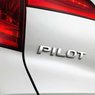 2018 Honda Pilot Logo