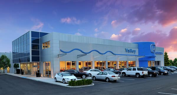 Dealership Exterior