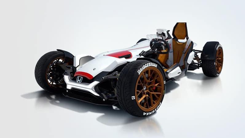 2018 Honda 2&4 Concept