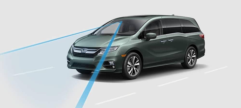 2019 Honda Odyssey Sensing