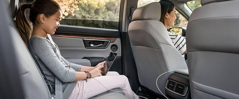 2018 Honda CR-V Passenger