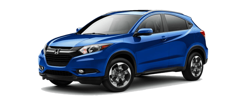 2018 Honda HR-V Blue