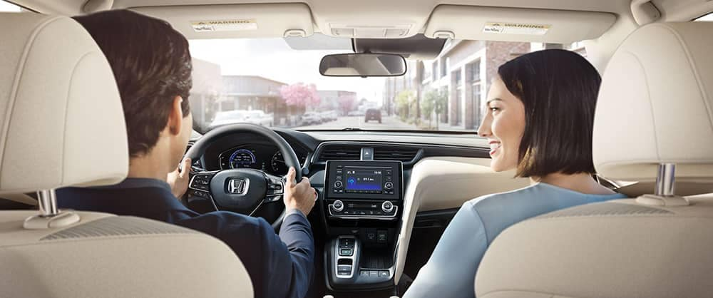2019 Honda Insight Passengers
