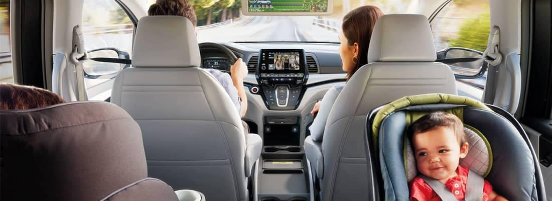 Honda Odyssey Dimensions >> 2019 Honda Odyssey Interior Dimensions And Features