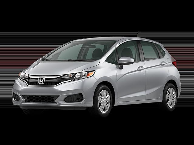 2020 Honda Fit LX (CVT)