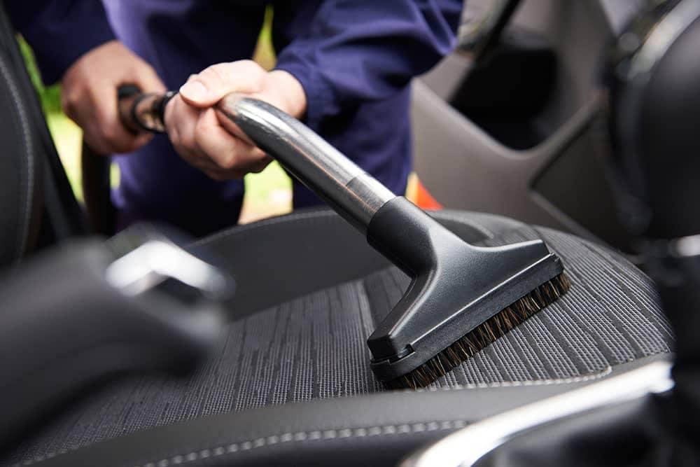 Upholstery Vacuuming