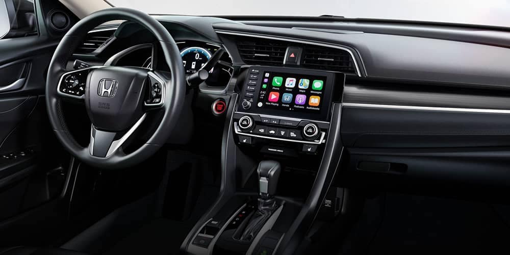 2019 Honda Civic Interior Preview
