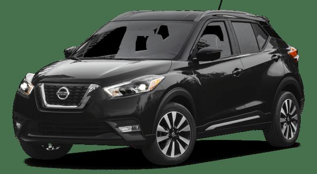 2018 Nissan Kicks Black