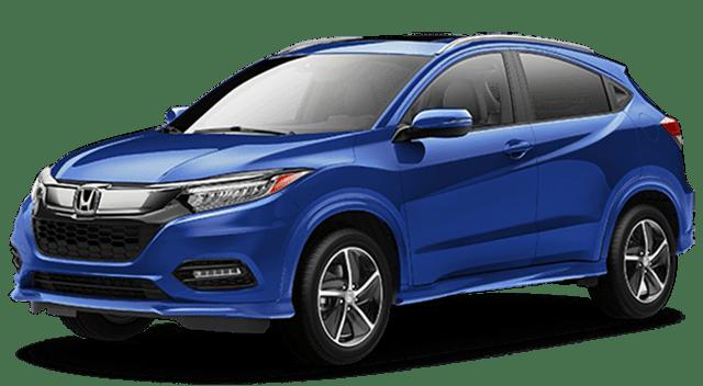 2019 Honda HR-V Compare