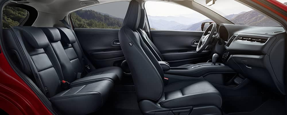 2019 Honda HR-V Interior | Dimensions and Cargo Space