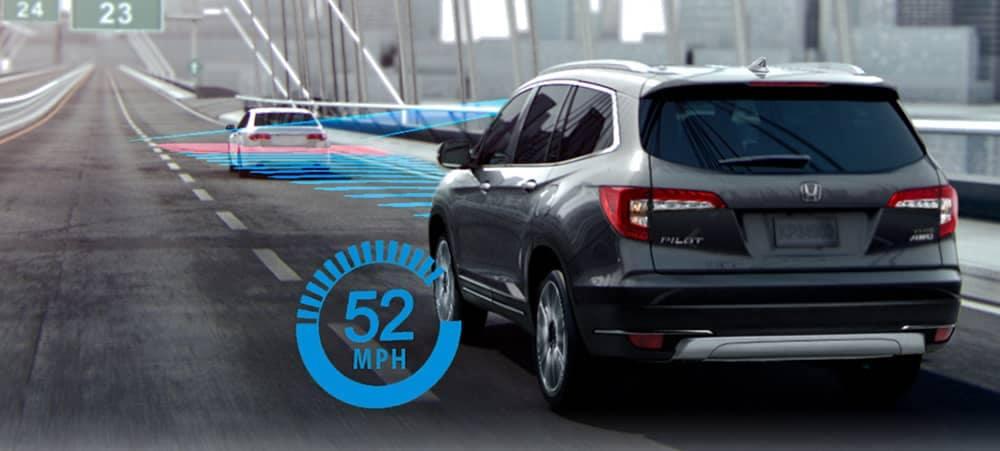 2019 Honda Pilot Adaptive Cruise Control