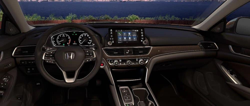 2019 honda accord interior highlights