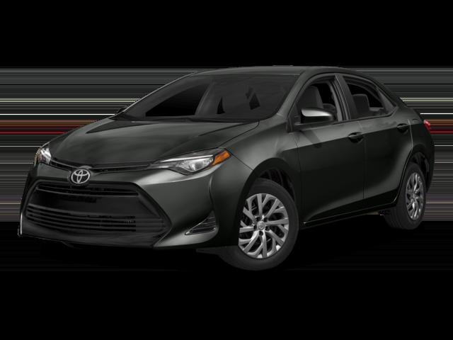 Toyota Corolla L CVT (SE)