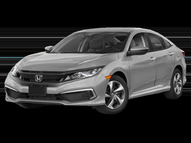 2019 Honda Civic Sedan LX Manual