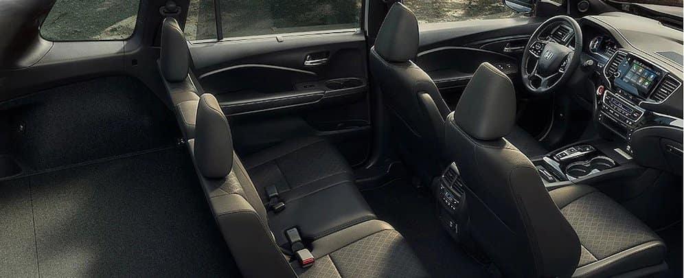 Used Honda Hrv >> 2019 Honda Passport Interior | Valley Honda