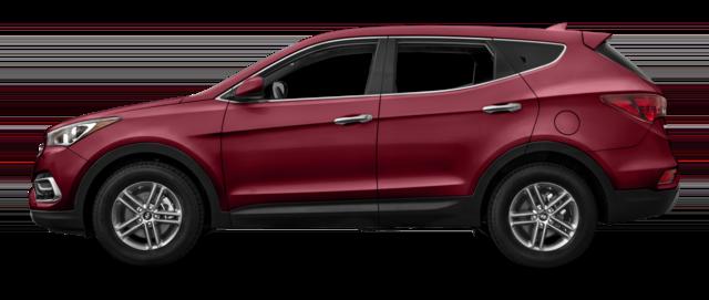 Hyundai Santa Fe Sport 2.4L Auto