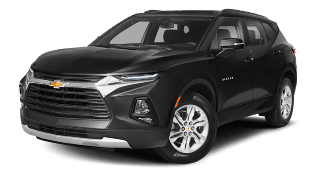 2019 Chevy Blazer black
