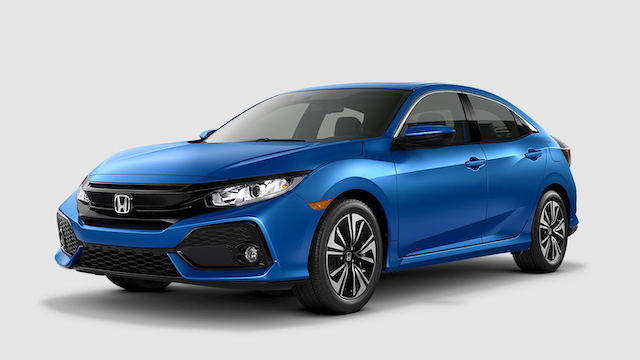 2019 Civic Hatchback EX-L Navi