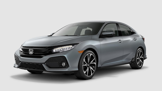 2019 Civic Hatchback Sport Touring