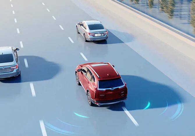 2019 Honda CR-V safety