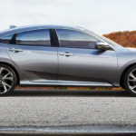 2019 Honda Civic Sedan in profile