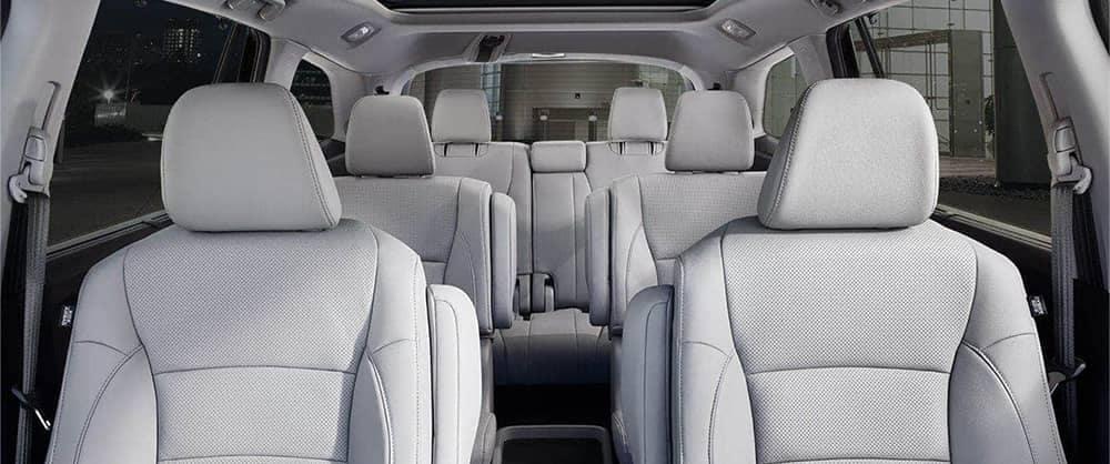 2020 Honda Pilot Seating