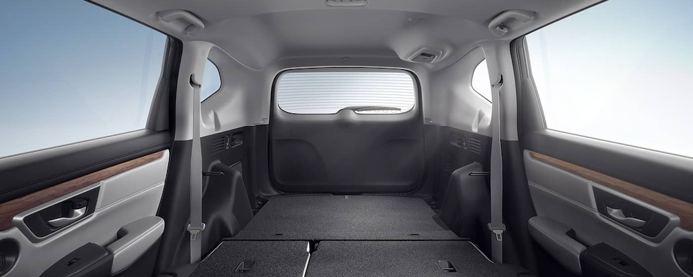2019 Honda CR-V Cargo Area