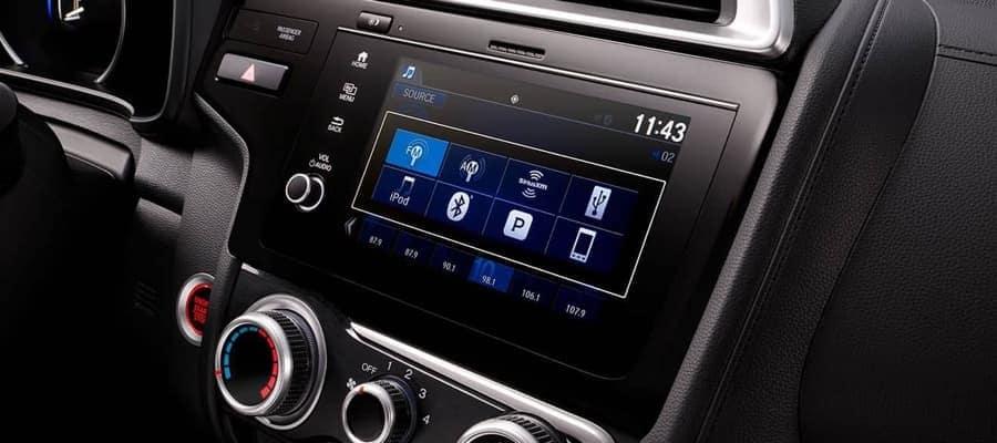 2019 Honda Fit Technology