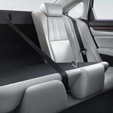 2020 Honda Accord Interior Space