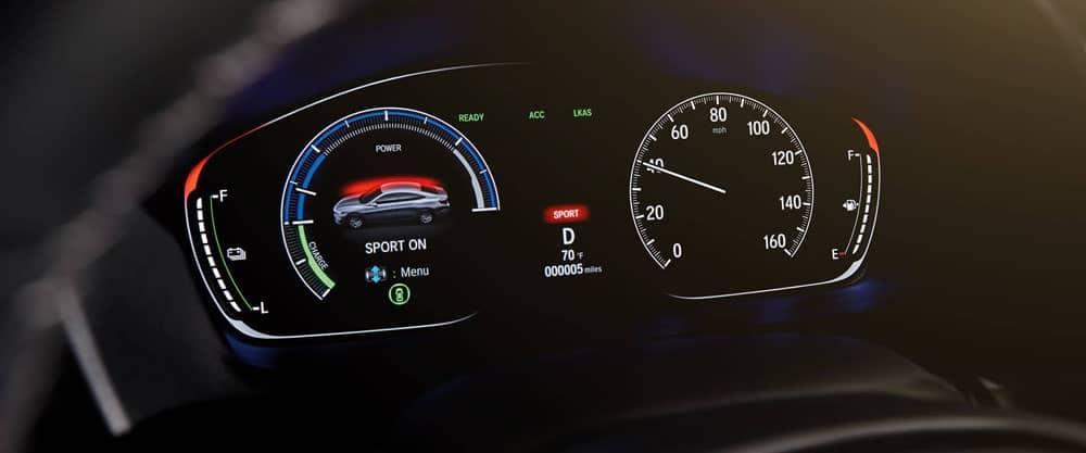 2020 Honda Insight Features