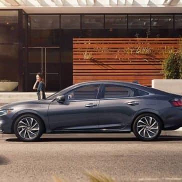2020 Honda Insight Side View
