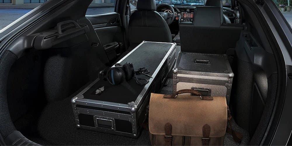 2020 Honda Civic Hatchback Cargo
