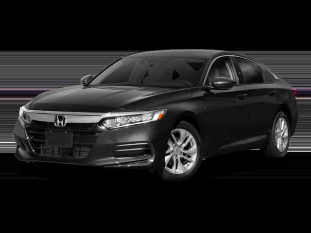 Black 2019 Honda Accord