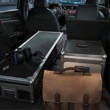 2020 Honda Civic HB cargo versatility