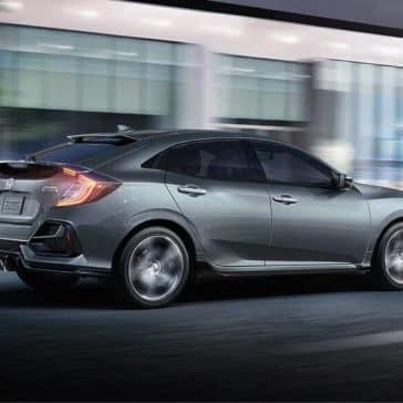 2020 Honda Civic HB night joyride