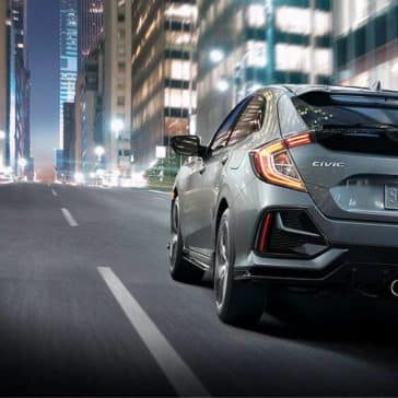 2020 Honda Civic HB touring street