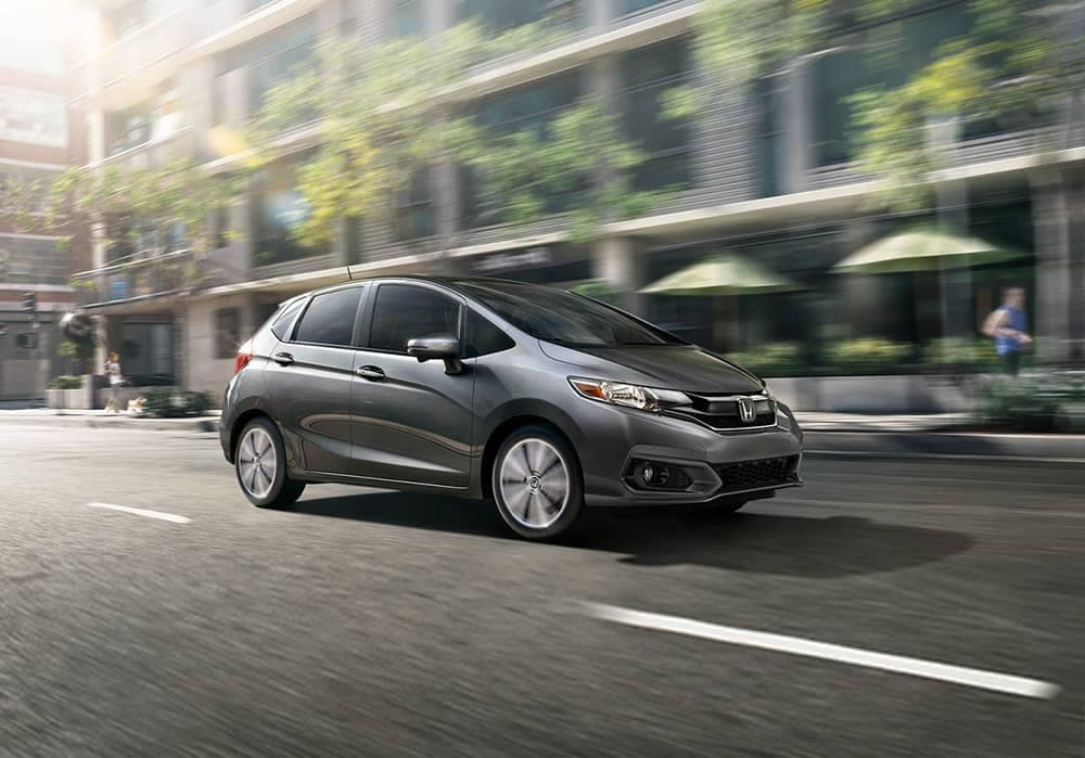 2020 Honda Fit In the City