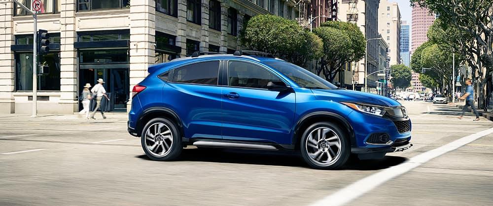 2020 Honda HR-V In the City