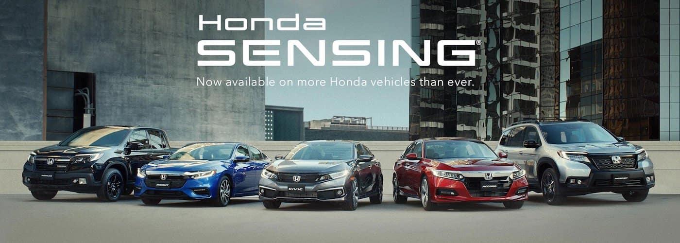 Honda Sensing Banner Image