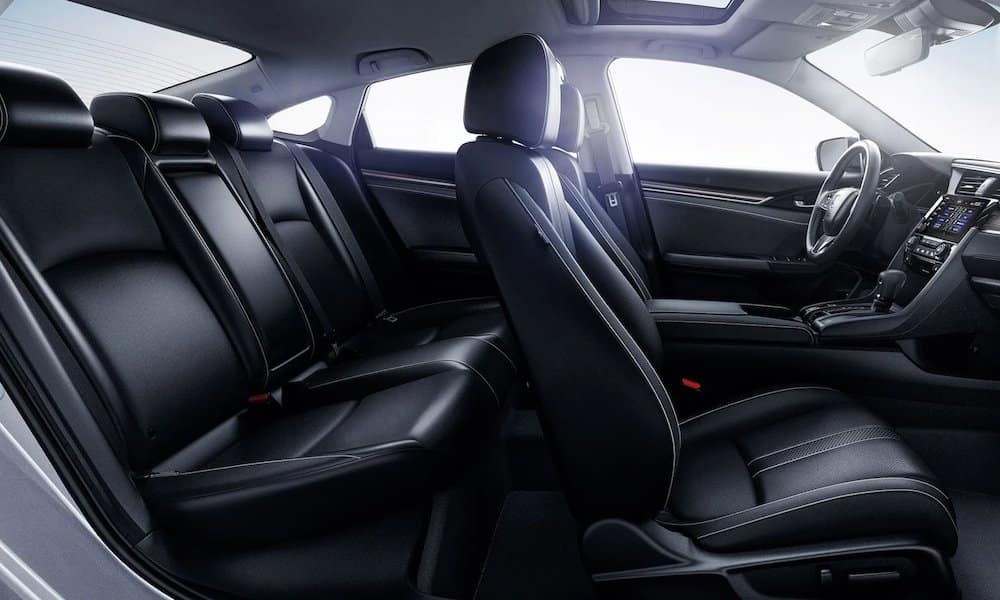 2019 Honda Civic Cross-Section