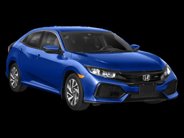 2020 Blue Honda Civic Sedan LX