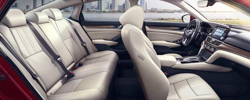 2020 Honda Accord Cross-Section
