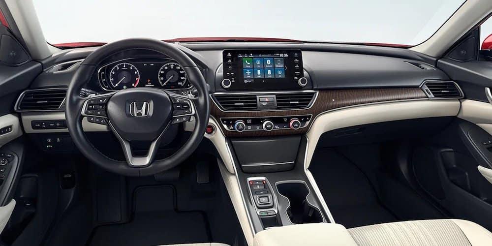 Honda Accord Front Dash