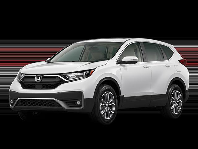 2020 Honda CR-V EX Hybrid