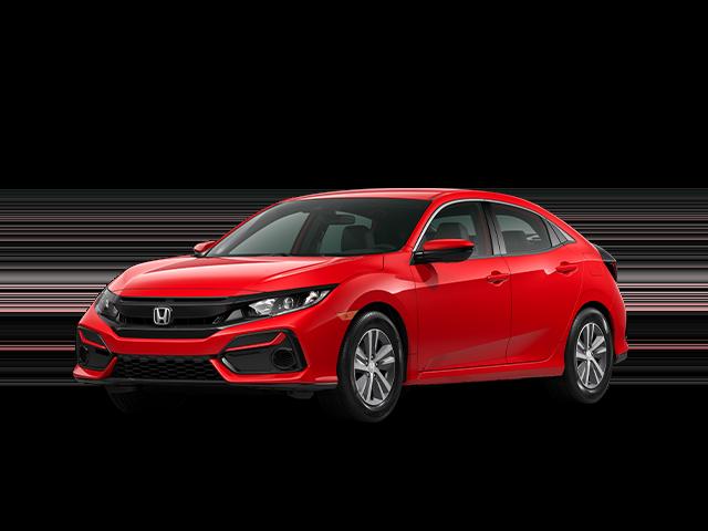 2021 Honda Civic Hatchback LX (CVT)